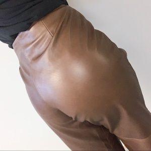 Vintage   90s Y2K   Danier leather pants